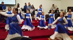 Vamos a cantar - Danza Templo Emanuel - YouTube  Danza Templo Emanuel  Iglesia del Nazareno  Vestidos de Danza