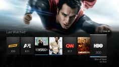 Our first look at the Xfinity Next-Gen update from Comcast. Tv Options, Cheap Tvs, Comcast Xfinity, Denver Post, Tv App, Video Site, Chicago Fire, Type Setting, Man Of Steel