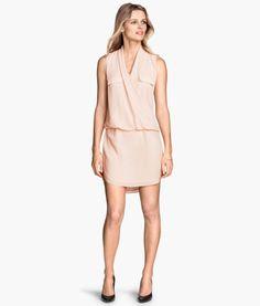 Draped Dress | Product Detail | H&M