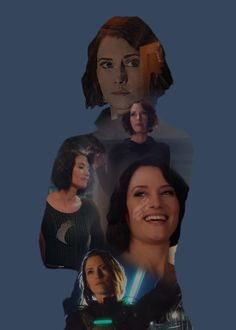 """smolsawyer:  """" Alex Danvers ❤  The rest of the Supergirl ladies soon to come ;)  Ladies of t100 here  """""""