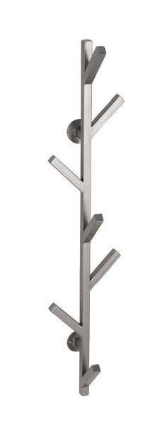 Camelopardalis Industrial Long Branched Wall Mounted Coat Rack
