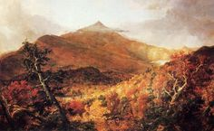 Schroon Mountain, Adirondacks, Essex County, New York, after a Storm : Thomas Cole : Museum Art Images : Museuma