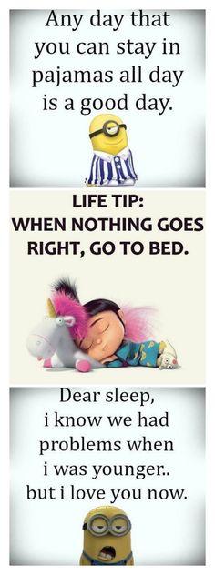 Minion truths!