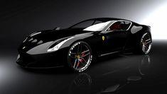 Ferrari 612 GTO Lyonheart To Manufacture 250 'K' Luxury Sports Cars Including Convertible BMW Ferrari 612, Ferrari Racing, Ferrari Auto, Ferrari Watch, Audi Cars, Luxury Sports Cars, Maserati, Sexy Autos, Automobile