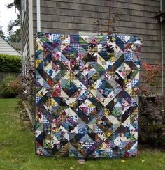 The Outback Value -A Free Quilt Pattern For You