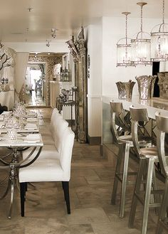 The Inspiration: Villa Blanca Beverly Hills