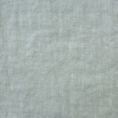 Duck Egg Vintage Linen. Softer than soft vintage linen - in colour and handle. Perfect for curtains, bedding and accessories. 100% Linen. Not suitable for upholstery. Price:$46.00/mWidth:135cm from Martha's