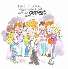 Pesten Amsterdam School, Amsterdam Art, Blond Amsterdam, Hoe, Leader In Me, Beautiful Notes, Dutch Quotes, Diy School Supplies, Mixed Feelings