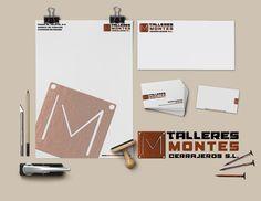 #IdentidadCorporativa Talleres Montes Cerrajeros