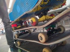 There´s nothing better than hanging out with your friends to skate