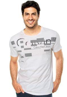 Ck Calvin Klein, Calvin Klein Jeans, Boys T Shirts, Tee Shirts, Tees, Moda Academia, T Shirt Printer, Mens Trends, Camisa Polo
