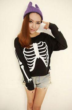 Moleton Esqueleto - Importado