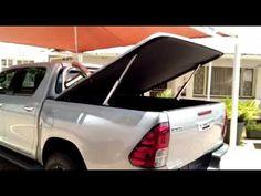 Hard lid for Dakar - YouTube