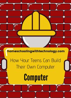 Building a computer can teach teens many skills - learn how one teen did it in this episode of #homeschoolingwithtechnology High School Subjects, High School Years, High School Students, Writing Curriculum, Homeschooling, Christian Podcasts, Coding Class, Learning Websites, Homeschool High School
