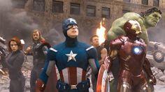 Fotograma de la pel·licula Avengers 2012