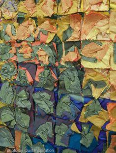 Quilt Inspiration: Modern Quilt Month: Contemporary Art Quilts
