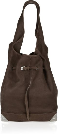 Robyn Suede Hobo Bag ❤♏
