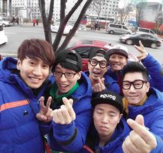 """""""Running Man"""" may be a Korean show, but some of their best episodes were filmed outside of Korea! Korean Tv Shows, Korean Variety Shows, Best Running Man Episodes, Running Man Members, Running Man Korean, Monday Couple, Kim Jong Kook, Kwang Soo, Family Outing"""