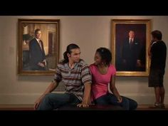 NATIONAL PORTRAIT GALLERY STUDENT ORIENTATION VIDEO: This orientation video outlines some of the most exciting exhibits in this Smithsonian museum. Created for students, the video also illustrates a few museum dos and don'ts.