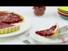 Receitas Sadia | Crostata de Morangos - YouTube