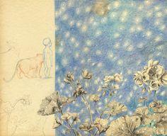 Risultati immagini per Joanna Concejo Art Inspo, Kunst Inspo, Inspiration Art, Art And Illustration, Artist Sketchbook, Small Art, Art Studies, Gravure, Oeuvre D'art