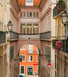 Rua da Rosa, Bairro Alto, Lisboa, Portugal