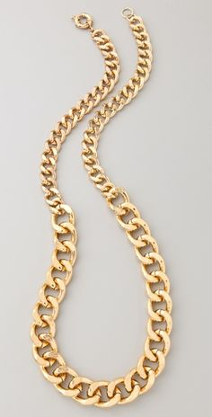 By Malene Birger Chunky Chain Necklace / Belt