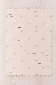 Tufted Pom Rug | Urban Outfitters