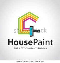 House painting logo ideas