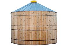 Contain Water Systems - Cedar Wrap Corrugated Water Tanks Steel Water Tanks, Water Storage Tanks, Survival Food, Water Systems, Container, Floor Plans, Portobello, Terrace, Landscapes