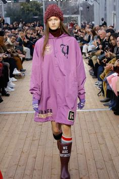 Undercover Fall 2018 Ready-to-Wear Collection - Vogue Fashion 2018, Fashion Brands, Fashion Show, Womens Fashion, Paris Fashion, Conceptual Fashion, Vogue, Weird Fashion, Undercover