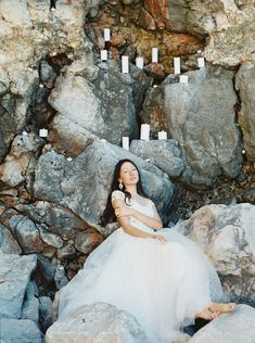 Photography: http://www.stylemepretty.com/portfolio/romance-weddings-by-joseba-sandoval-photography   Wedding dress: http://www.stylemepretty.com/portfolio/rhea-costa   Read More: https://www.stylemepretty.com/2015/10/06/montenegro-bay-of-kotor-wedding/