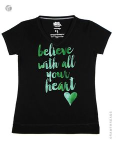 Believe With All Your Heart V