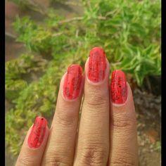 Hello, September!  #nailart #nails #stampingnailart #stamping #nail #nailarts…