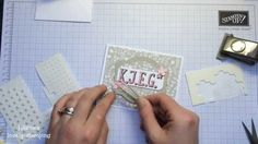 Stampin'Up! Hollandse week deel 1