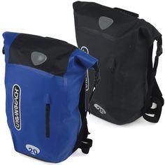 Urban Beach 20 Litre Waterproof Dry Bag Rucksack Roll Top Backpack  Weatherproof 93bbf3f803158