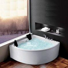Lusticia K-1202 Γωνιακή Μπανιέρα Υδρομασάζ 2 Ατόμων με Μπαταρία 150χ150 - FLOBALI #ΜΠΑΝΙΟ #Μπανιέρες #bath #bathtub #bathtubs #bathtubdesign #bathdesign #bathdecor #bathdesigns #bathdesigner #bathdesignideas #design #designs #designbathroom