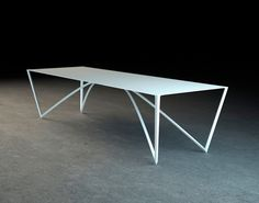 Parabola Table with Oliver Plunkett (Eng.) - Tierney Haines Architects