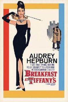 Audrey Hepburn Cigarello Maxi Poster 61cm x 91.5cm new and sealed