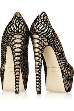 Inspiração fashion shoes #dechelles #moda http://instagram.com/dechelles
