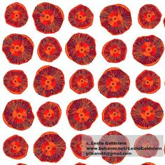 Pattern by Leslie Goldstein: Art Licensing from My Seat on the Bus: Pattern Parade