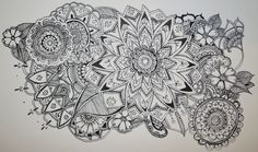 henna designs on paper - Google Search