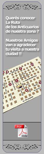 Garage Urbano de Pulgas ® - Compra y Venta de antiguedades © 2011- Publiweb Argentina