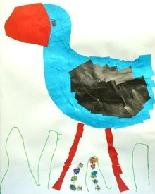 on top of a lily pad: Pukeko Party Reading Recovery, Lily Pad, Art School, New Zealand, Classroom Ideas, Art Ideas, Bird, Party, Projects