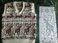 Comments in Topic Knitting Machine Patterns, Christmas Knitting Patterns, Knitting Charts, Crochet Home, Knit Crochet, Brother Knitting Machine, Fair Isle Chart, Crochet Curtains, Bobbin Lace