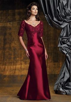 Mother of the bride gowns with sleeves Wedding Dresses Tight Fitted, Tight Dresses, Mob Dresses, Bridesmaid Dresses, Formal Dresses, Bride Dresses, Dresses 2013, Pageant Dresses, Linen Dresses