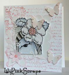 LilyPinkScraps: Teddy Bea