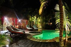 Beautiful hotel on Tulum beach with cabanas filled with character and an amazing restaurant. Tulum Hotels, Tulum Beach, Beautiful Hotels, Hotel Reviews, Trip Advisor, Patio, Vacation, World, City