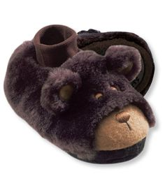 3cb7fc44f6f3 Toddlers  Animal Paws Slippers. L.L.Bean