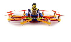 DIY Lego drones are your new favorite thing, because the only thing better than flying a drone is making one without an engineering degree.